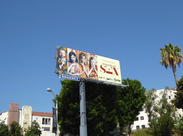 Masters of Sex season 4 billboard