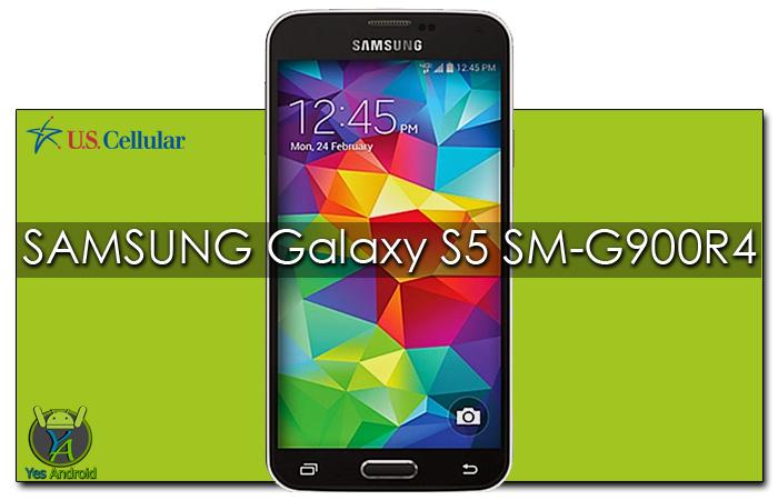 G900R4VXS2CQC2 | Samsung Galaxy S5 SM-G900R4