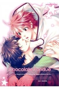 Katekyo! Dj – Chocolate Fondue