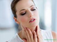 6 Cara Meredakan Rasa Sakit Di Tenggorokan Saat Menelan