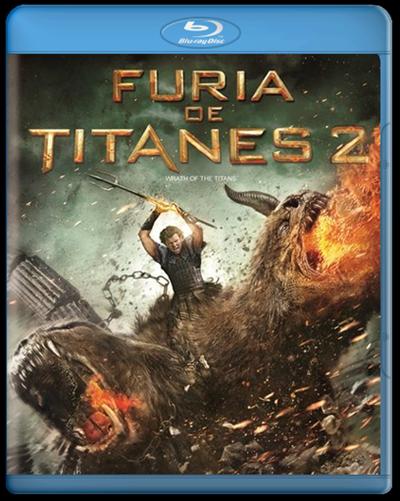 Furia De Titanes 2 1080p 3D SBS Español Latino