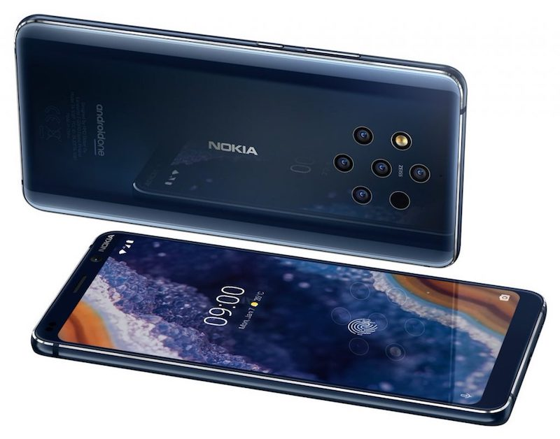 #MWC19: Nokia 9 PureView with 5 ZEISS cameras now official