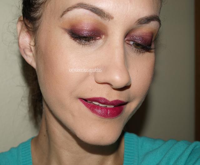 maquillaje kioma makeup