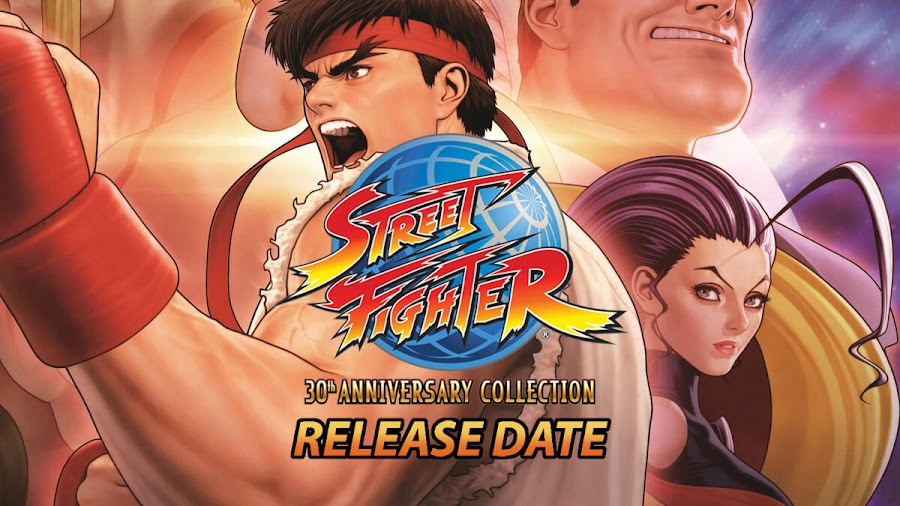 street fighter 30th anniversary collection may 29 2018
