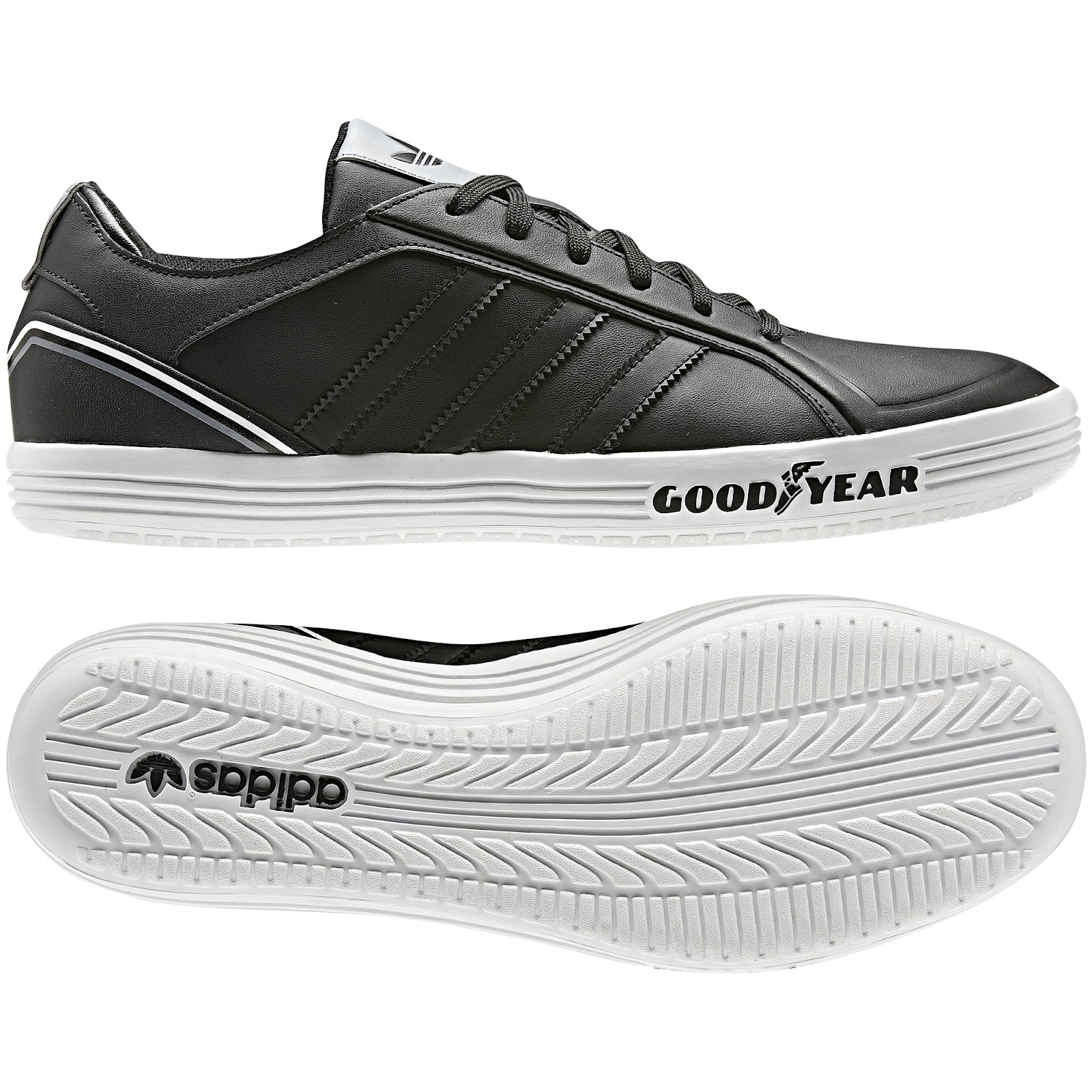 buy popular 8b071 0c3c3 Adidas Goodyear Collection Shoes - Cars  Life  Cars Fashion Lifestyle Blog