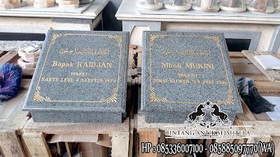 Granit Nisan Batu, Harga Nisan Batu Granit, Batu Nisan Untuk Kuburan