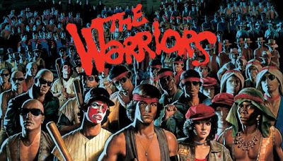 warriors movie series