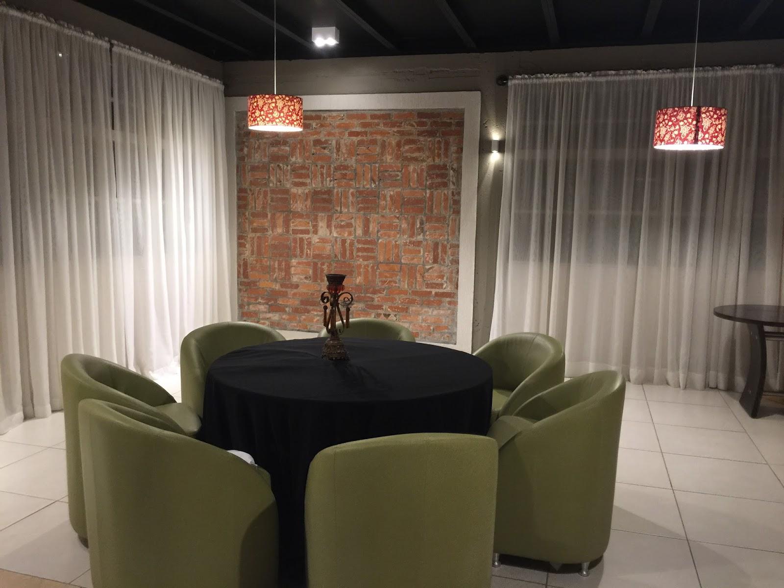 Sala da adega - Restaurante Don Claudino