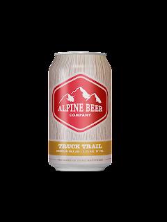 image courtesy Alpine Beer Company
