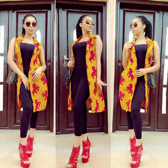 ankara trench coats