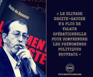 Le Moment populiste, Alain de Benoist
