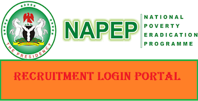 National Poverty Eradication Programme Recruitment Login 2018/2019 | Application Form