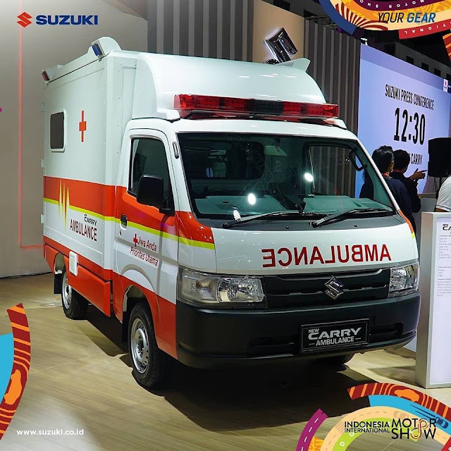 SUZUKI NEW CARRY PICK UP 2019 RESMI DI LUNCURKAN