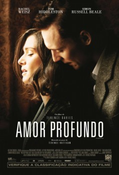 Capa do Filme Amor Profundo
