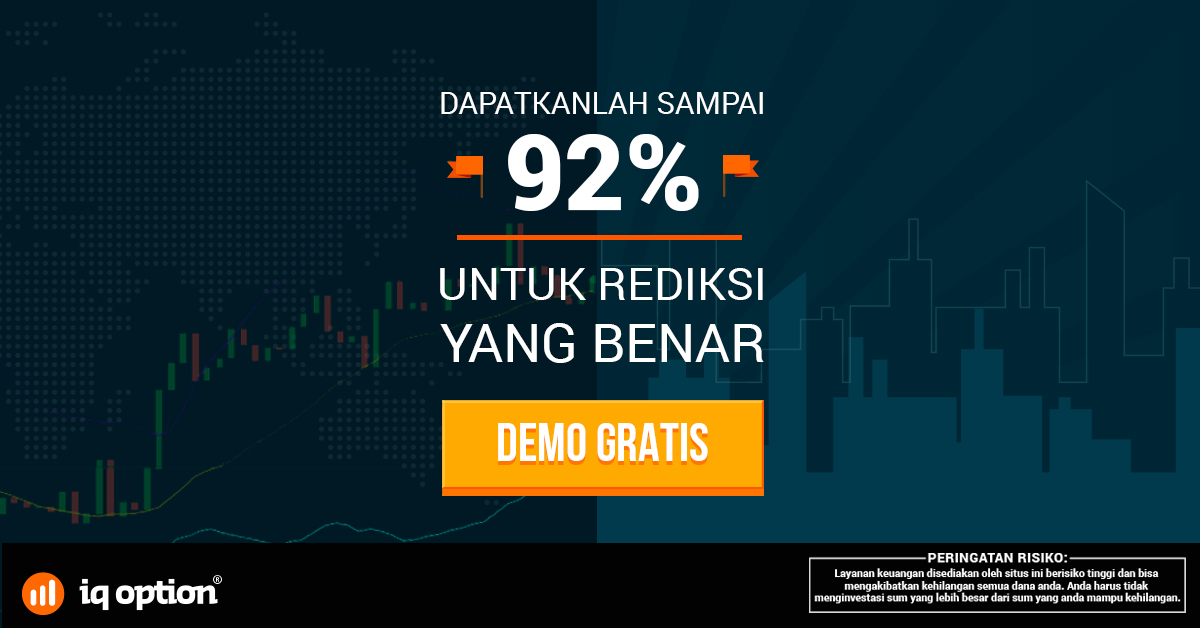 Buka akun trading iq option