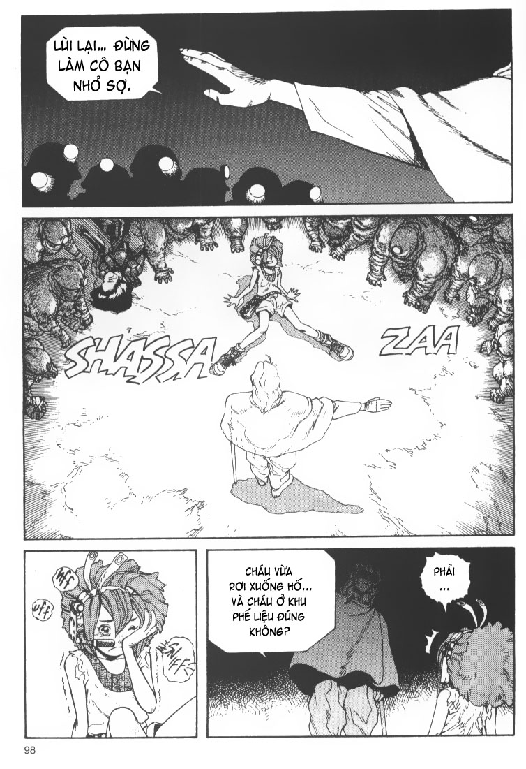 Battle Angel Alita chapter 38 trang 25