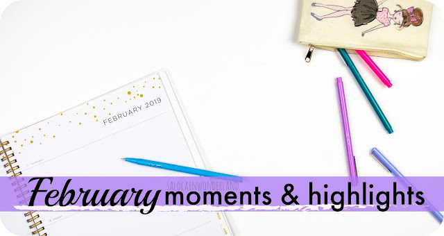 highlights of february #reflection #memories #flashback
