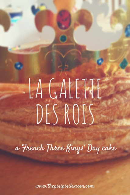 La Galette des rois: a French Three Kings Day cake