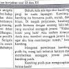 Soal UN SMP/ MTs Bahasa Indonesia Tahun Pelajaran 2016-2017