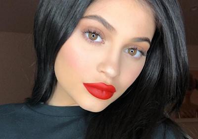 Kylie Jenner se muestra al Natural con una selfie en Instagram
