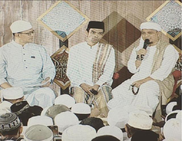 Alhamdulillaah, Acara Ustad Abdul Somad Pecahkan Rekor di Damai Indonesiaku TvOne