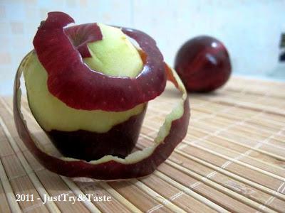 Resep Cake Apel JTT