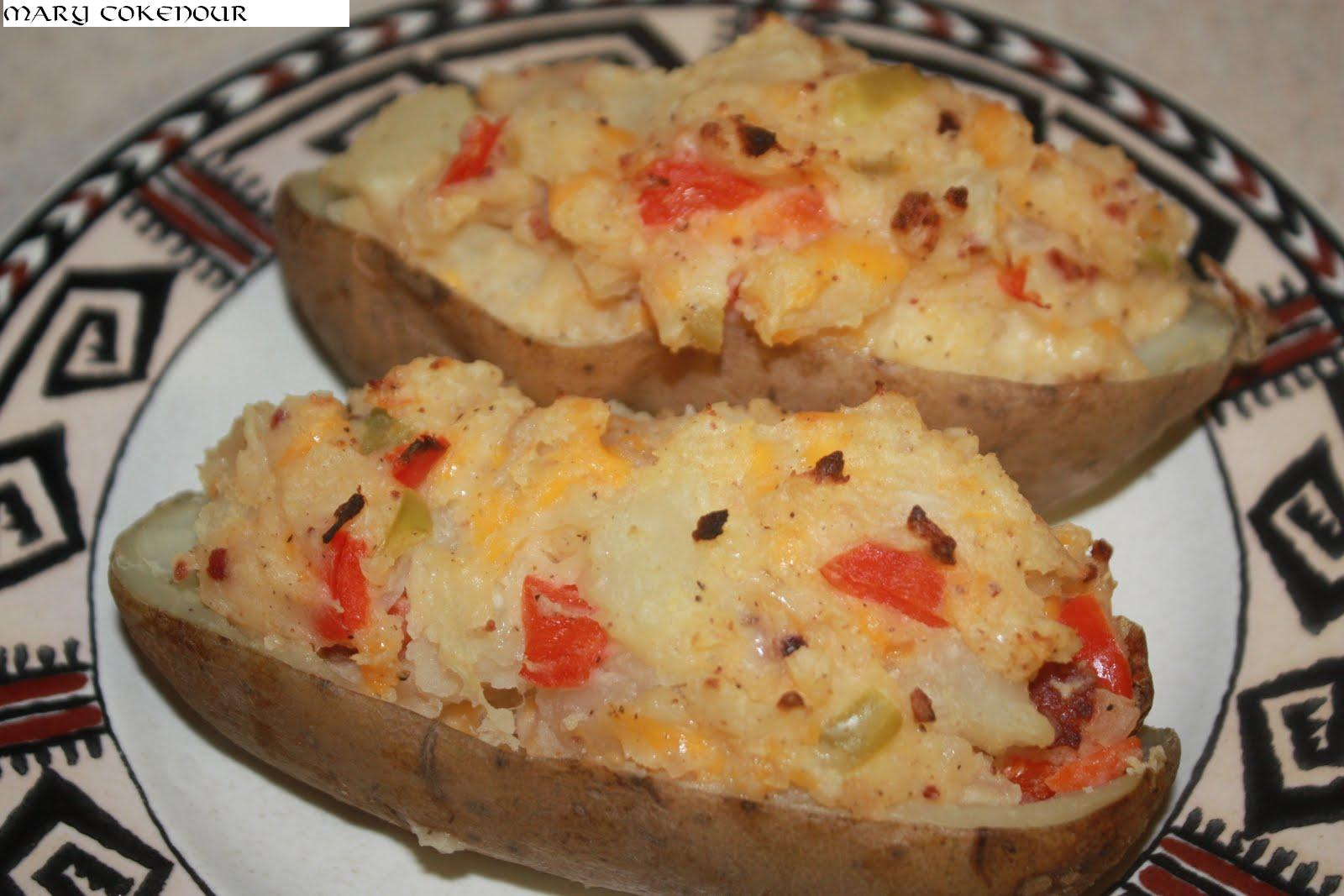 Food Adventures Of A Comfort Cook Twice Baked And