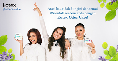 Kotex Odor Care Free Sample
