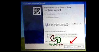 Pada Windows XP, Vista, 7