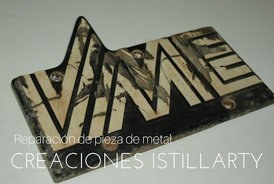 Pieza de metal