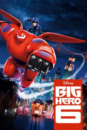 Big Hero 6 (2014) BluRay 720p H264 AAC Subtitle Indonesia