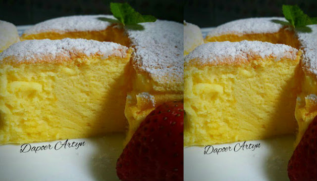 Resep Cotton Japanese Cheesecake Yang Enak dan Lembut