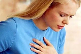 cara mengobati sesak nafas akibat asam lambung