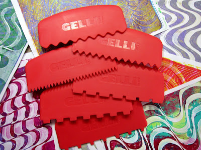 Gelli Plates Back in Stock!