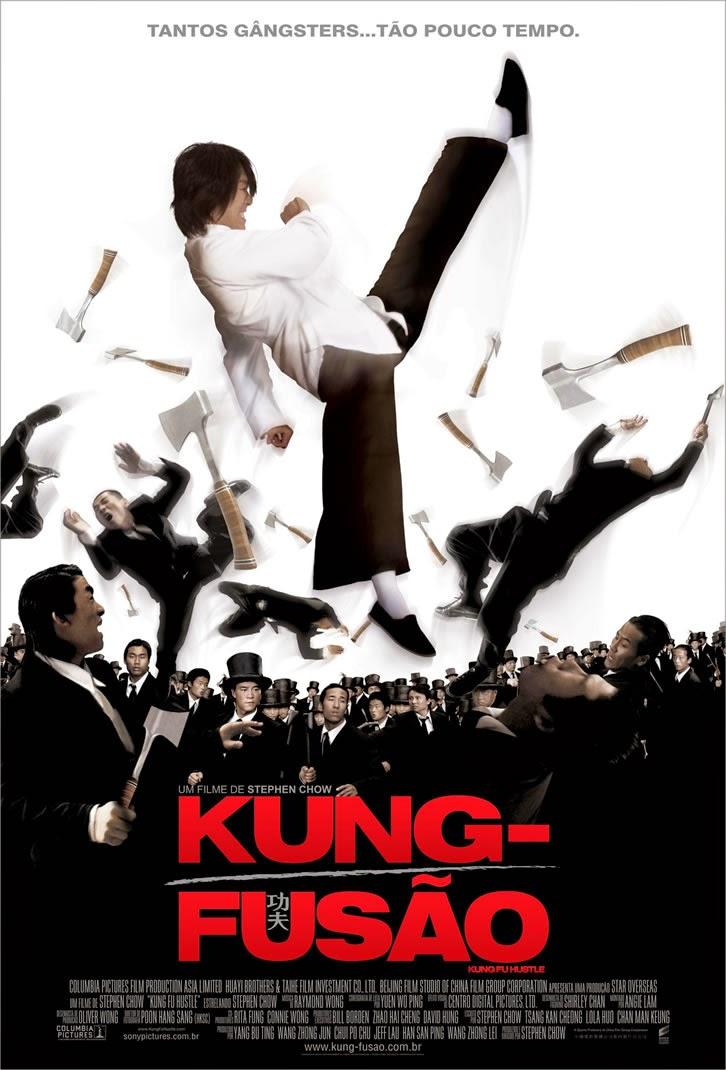 Kung-Fusão – Dublado
