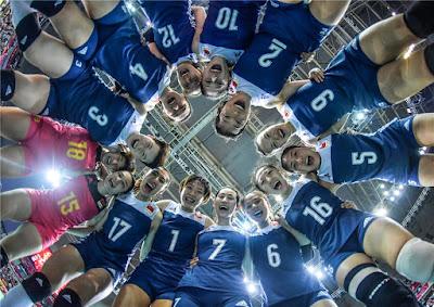 Grand Prix 2017 seleção brasileira de vôlei feminino