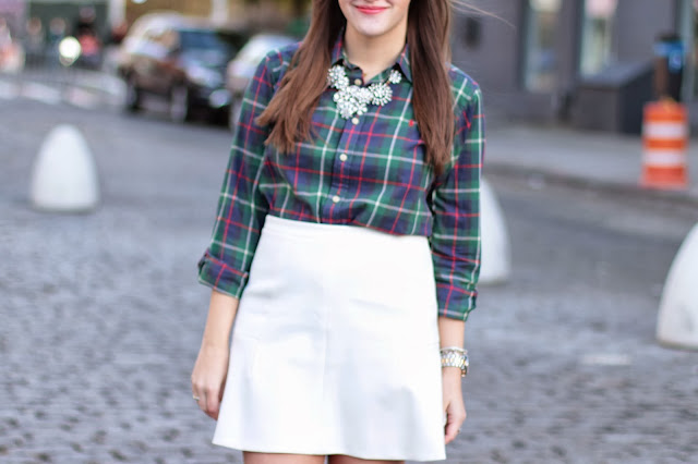 plaid womens shirt, plaid green and red shirt, plaid green shirt, tartan