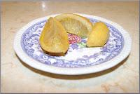Citrons confits à l'huile d'olive.
