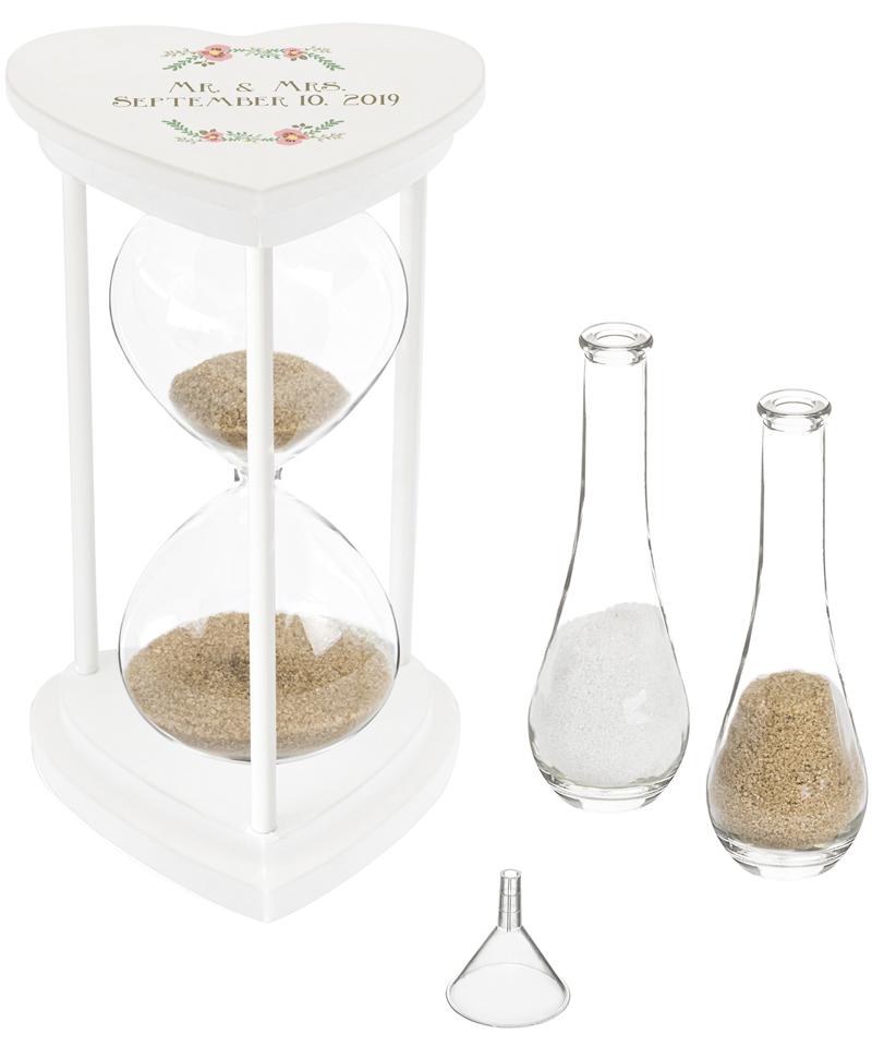 Hourglass Unity Ceremony Set
