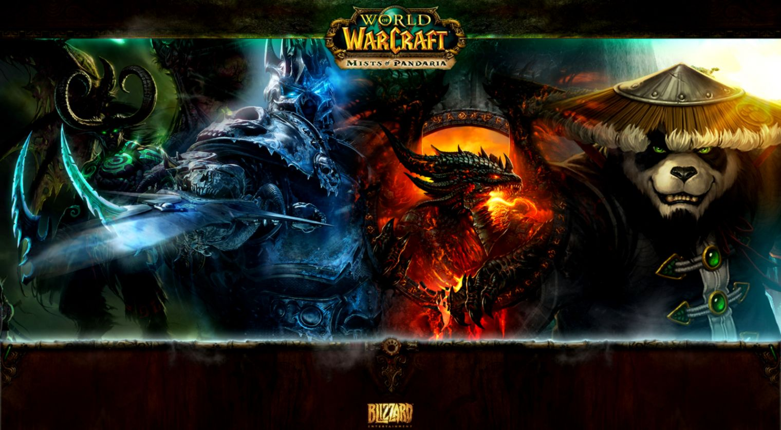 world of warcraft mists of pandaria free download full game