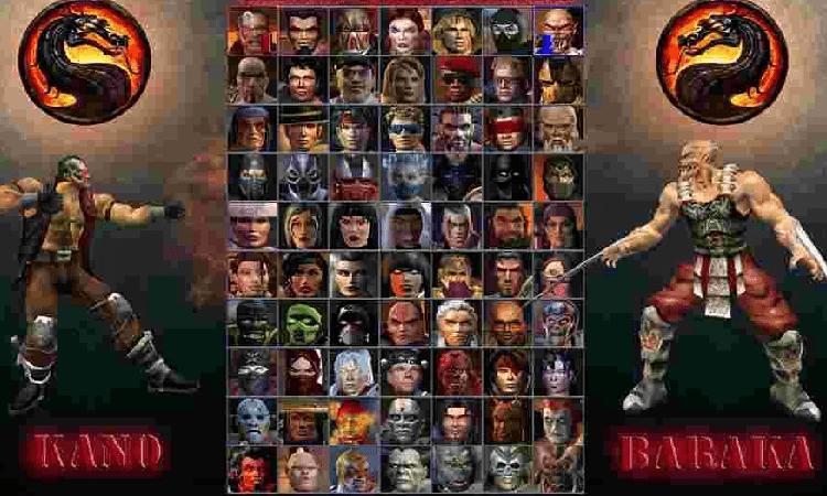 تحميل لعبة مورتال كومبات 5 Mortal Kombat للكمبيوتر برابط واحد