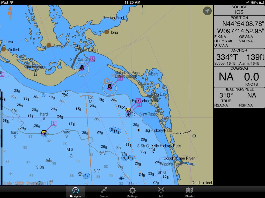 i-Marine Apps: SEAiq 2 5 Revision