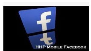 HHP Mobile Facebook - Easy Access Facebook