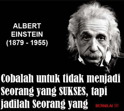 Kata Kata Motivasi Albert Einstein Yang Menginspirasi Banyak Orang