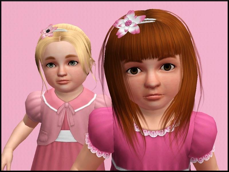 My Sims 3 Blog Anto Anubis Flower Headband For Children