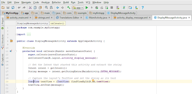 Ridzwans Blog How To Use Android Studio To Develop Android