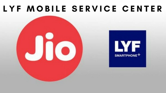 LYF Mobile Service center in Kolkata
