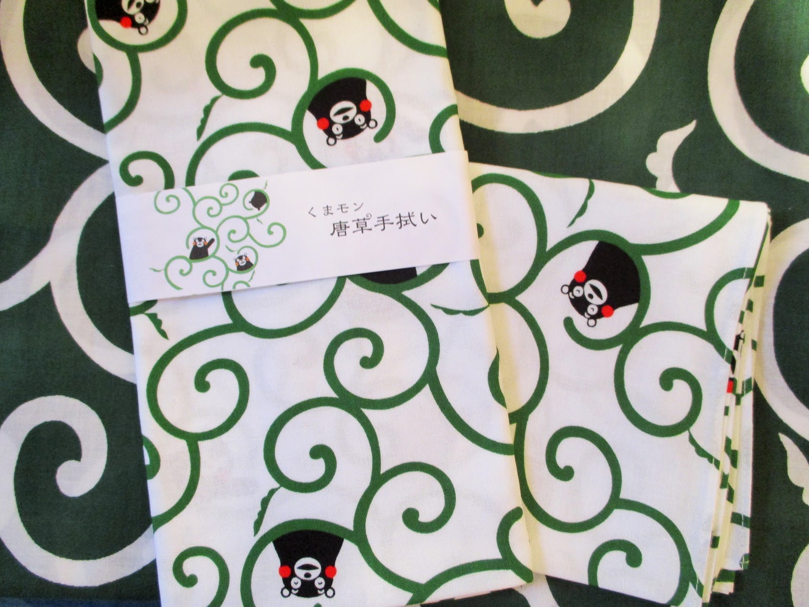 浅草 手ぬぐい屋くるりブログ: くまモングッズで熊本を応援 ...