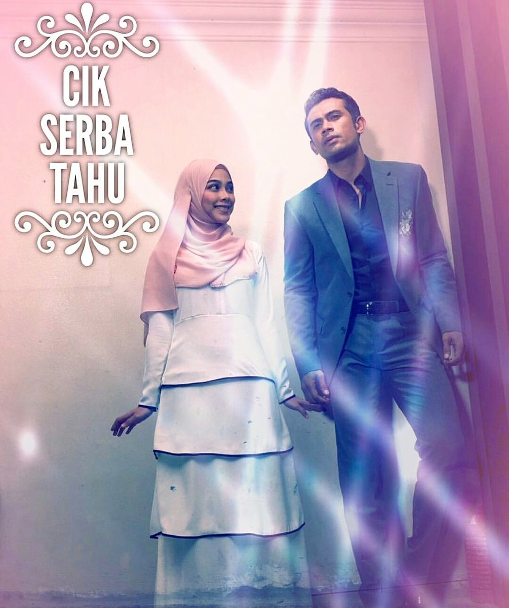 Miss Banu Story Sinopsis Drama Cik Serba Tahu Astro