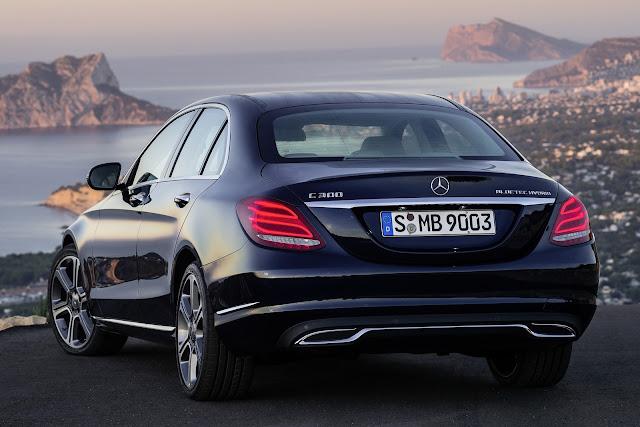 Mercedes Benz Classe C 2017